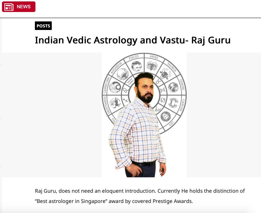 Raj guru astrologer google news